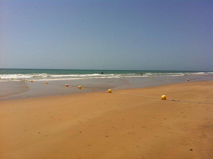 Playa de Costa Ballena en Rota - Cádiz
